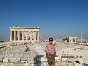 Athens and the Acropolis 11