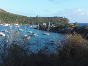 Entrance to English Harbour