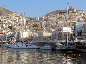 Ermoupolis, Syros island