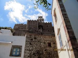The Chora around the Monastary Patmos03